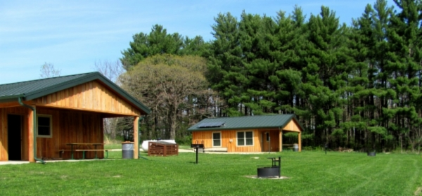 Sustainable Living Cabins Visitors To Buchanan County Rsquo