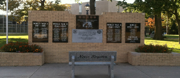 courthouse memorial