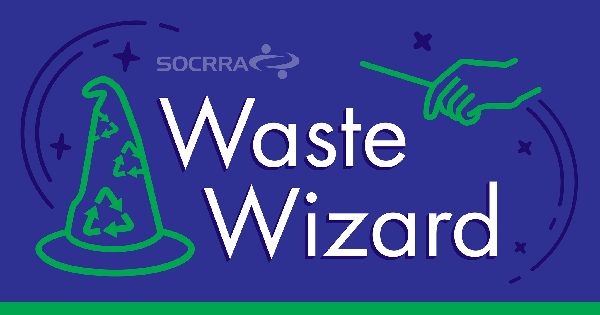 Trash, recycling and yard waste pick up