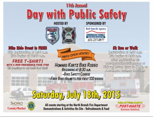 11th Annual Day with Public Safety