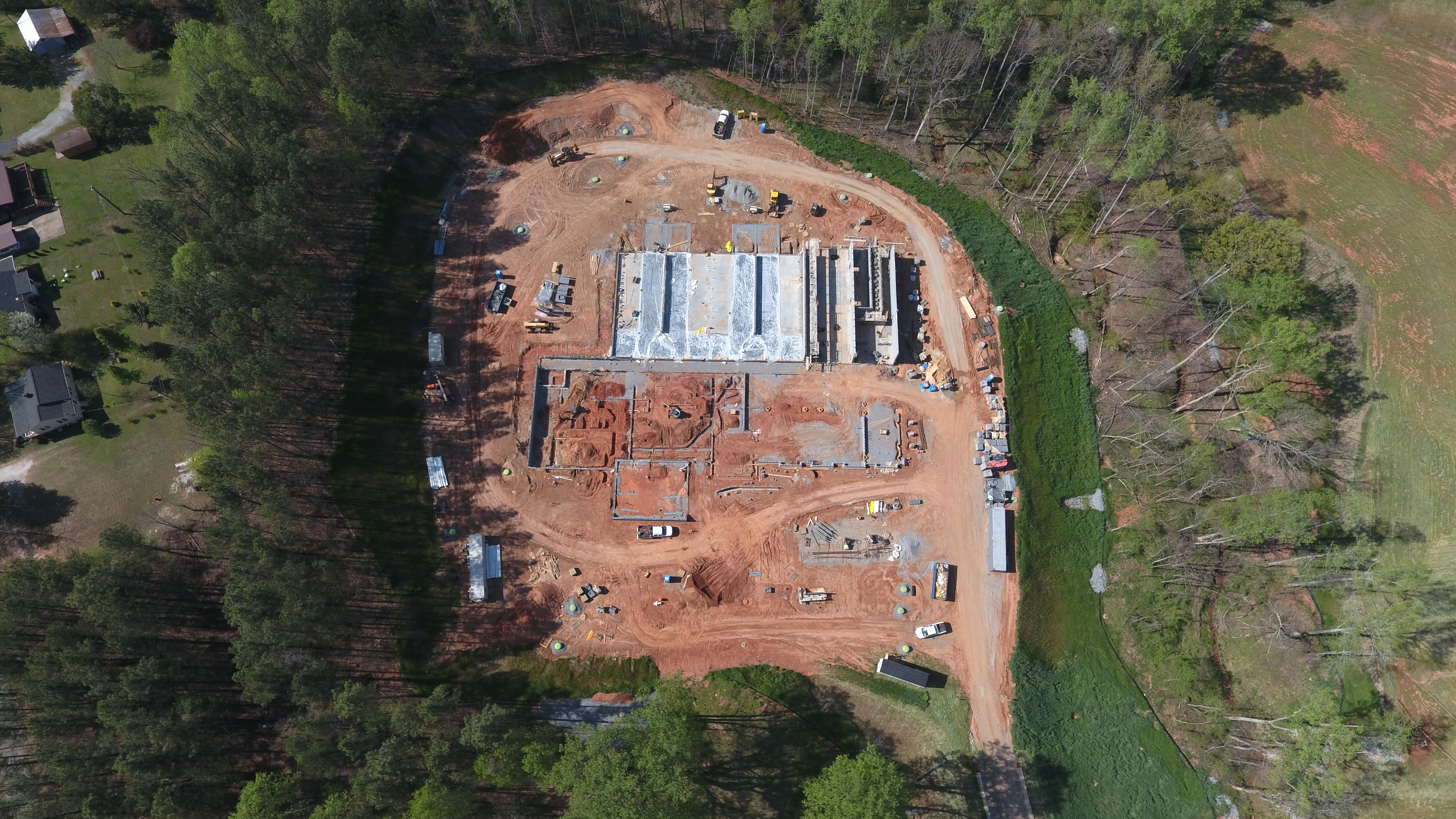 welcome to polk county north carolina law enforcement facility construction progress here are some of the latest pictures of the construction progress of the law enforcement facility