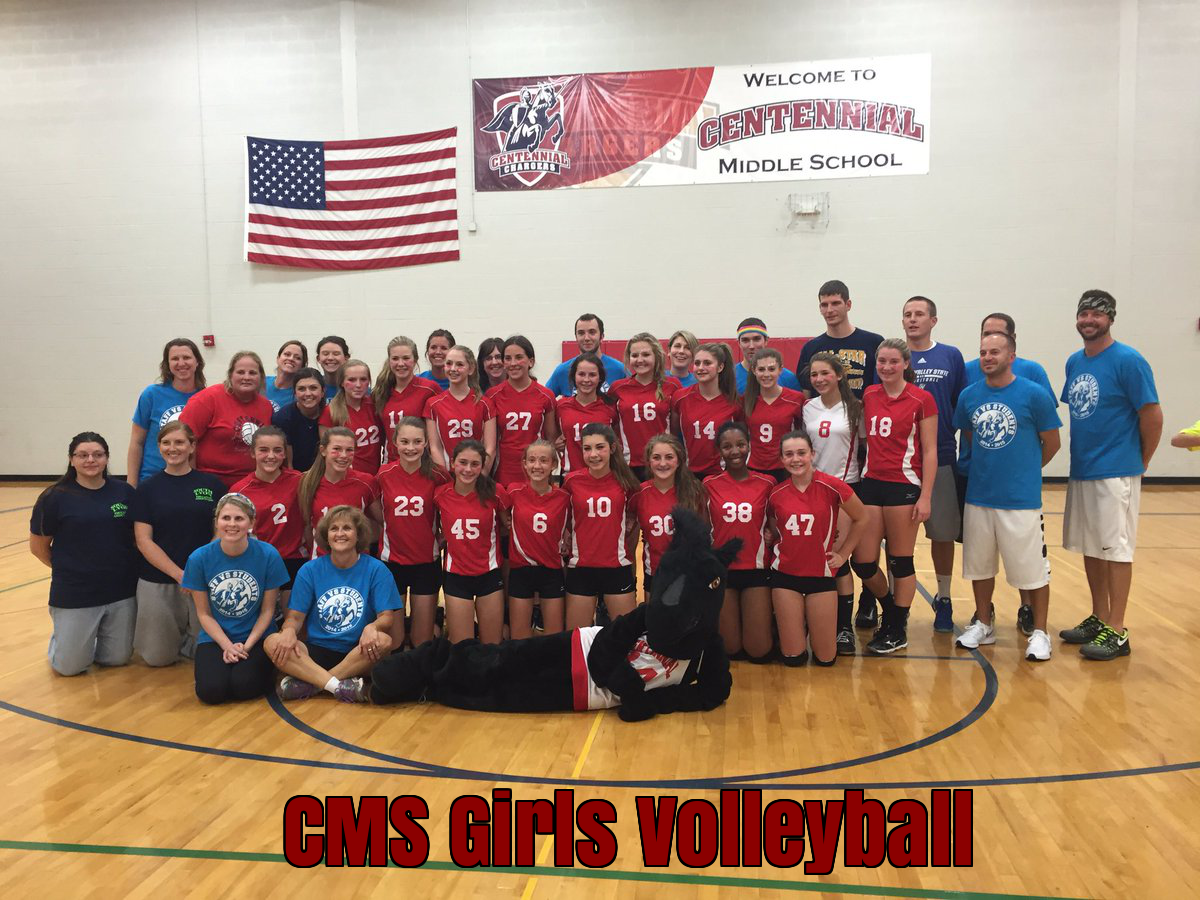 CMS Volleyball