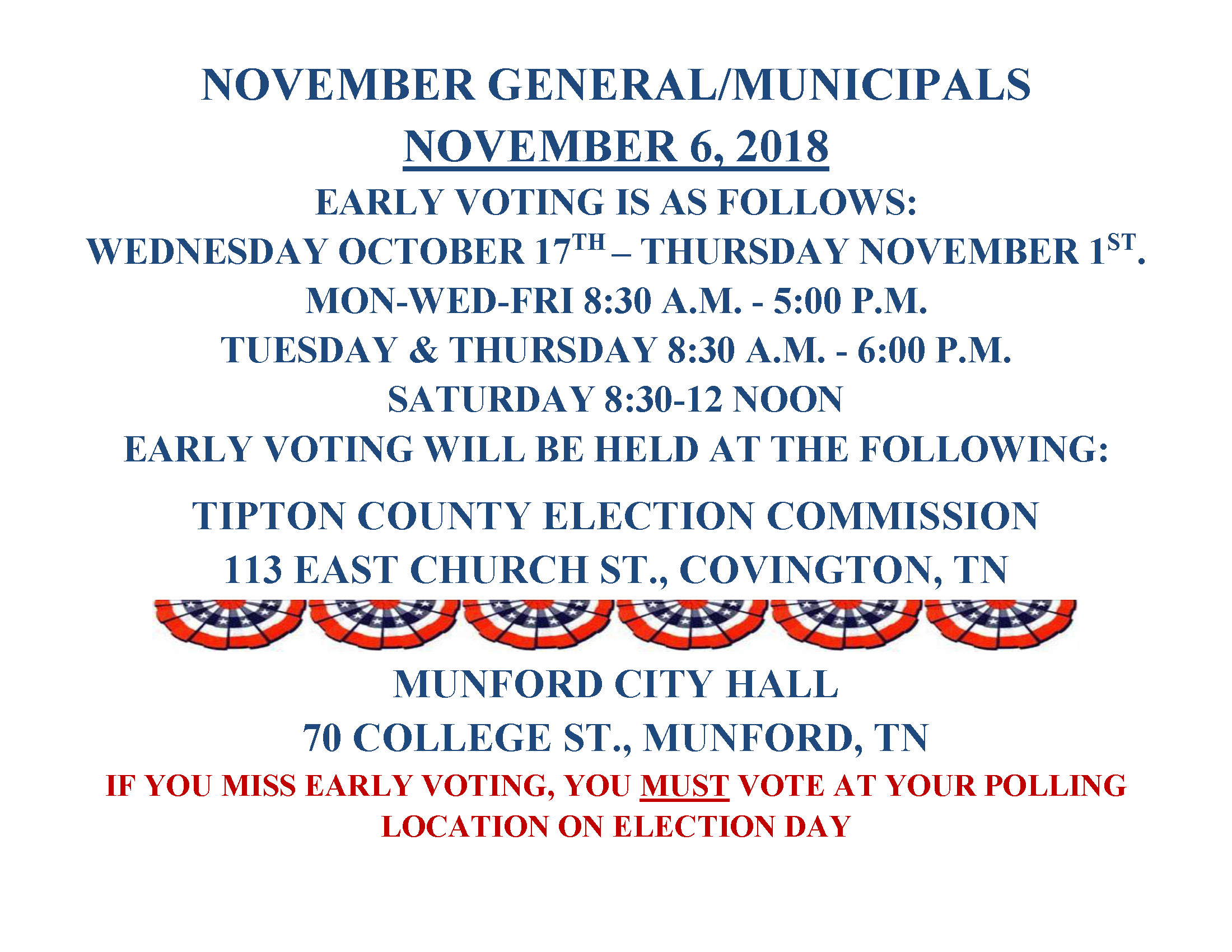 2018-09_Early Voting
