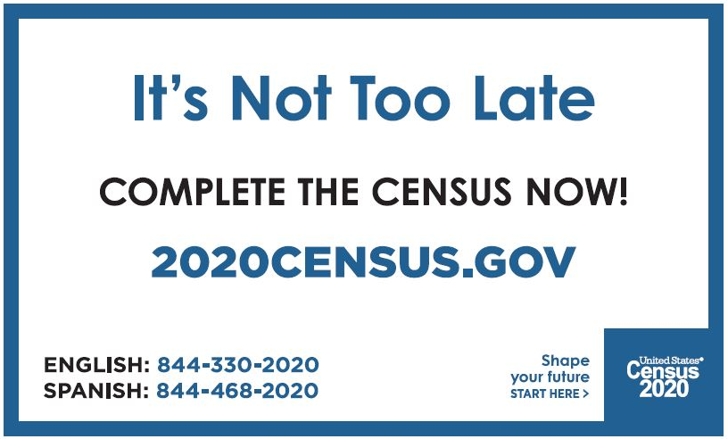 2020_Census_Yard Sign Digital