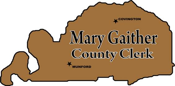 CountyClerk Logo
