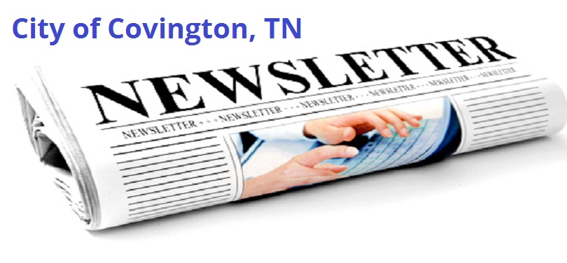 Covington newsletter